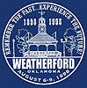 Remember The Past...Experience The Future 1898-1998. Weatherford Oklahoma August 6-9, 1998
